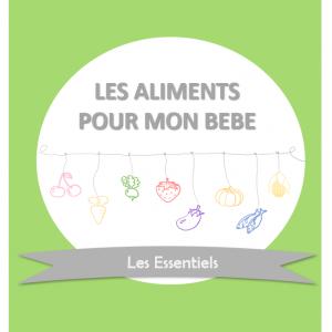 Les aliments pour bébé Cubes et Petits pois diversification alimentaire et cuisine bio pour bébé