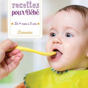 365 recettes pour bébé Zalejski Christine Cubes et Petits pois Larousse